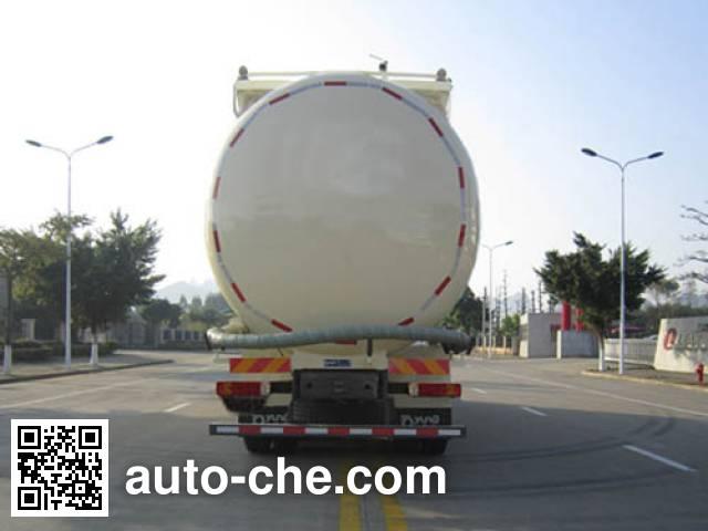 运力牌LG5310GFLJ5低密度粉粒物料运输车