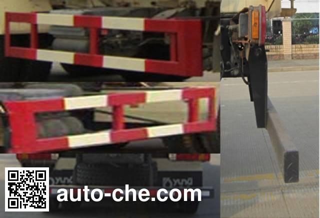 Yunli LG5310GFLJ5 low-density bulk powder transport tank truck
