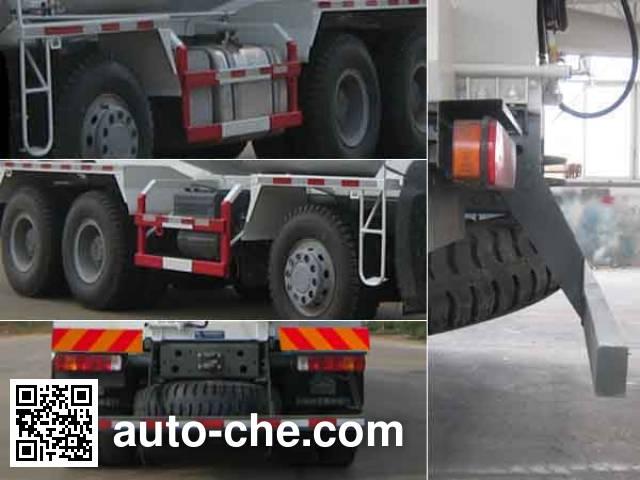 运力牌LG5310GJBZA7混凝土搅拌运输车