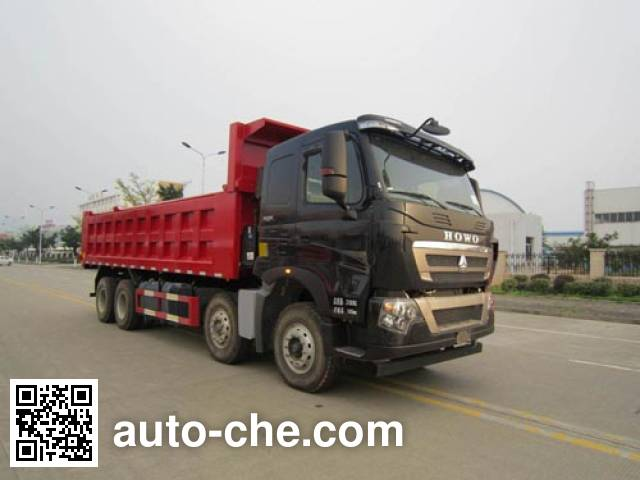 Yunli LG5311ZLJZ4 dump garbage truck