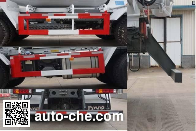 Yunli LG5312GJBZ4 concrete mixer truck
