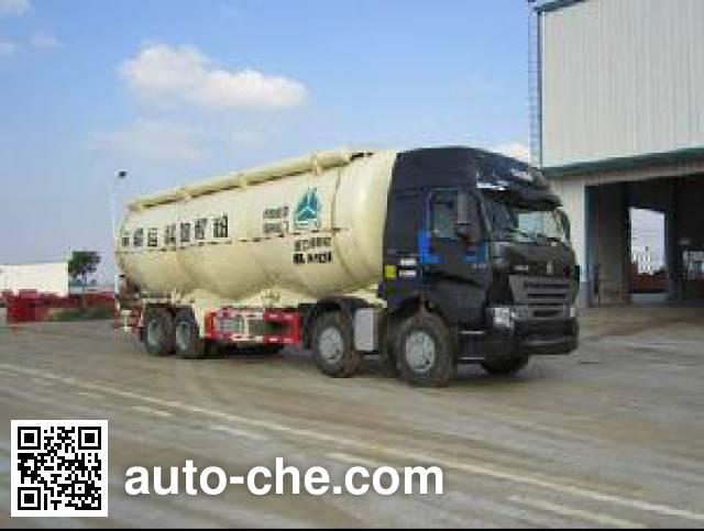 运力牌LG5315GFLZ粉粒物料运输车