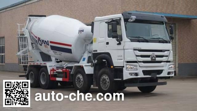 Yunli LG5317GJBZ4 concrete mixer truck