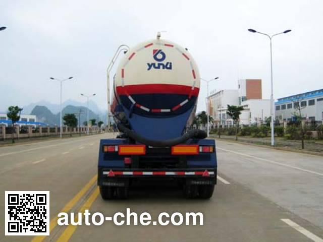Yunli LG9401GXH ash transport trailer