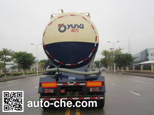 Yunli LG9402GFL low-density bulk powder transport trailer