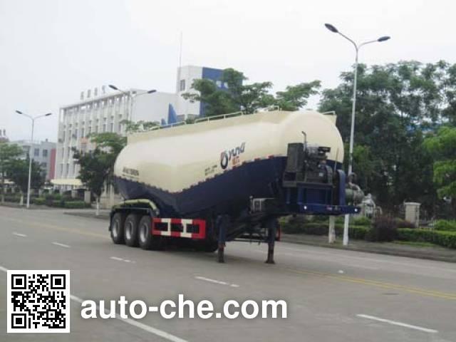 Yunli LG9403GFL low-density bulk powder transport trailer