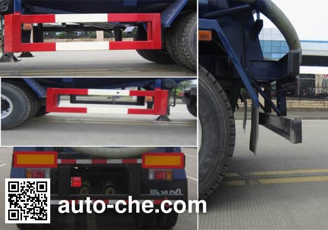 Yunli LG9405GFL low-density bulk powder transport trailer