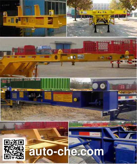 Longgua LGC9401TJZ container transport trailer