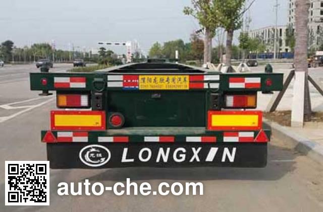 Longgua LGC9402TJZD container transport trailer