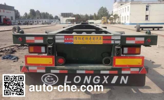 Longgua LGC9402TJZE container transport trailer