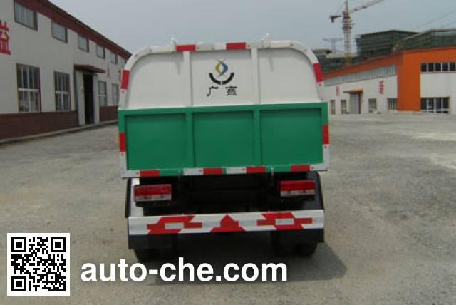 Guangyan LGY5040ZLJE5 garbage truck