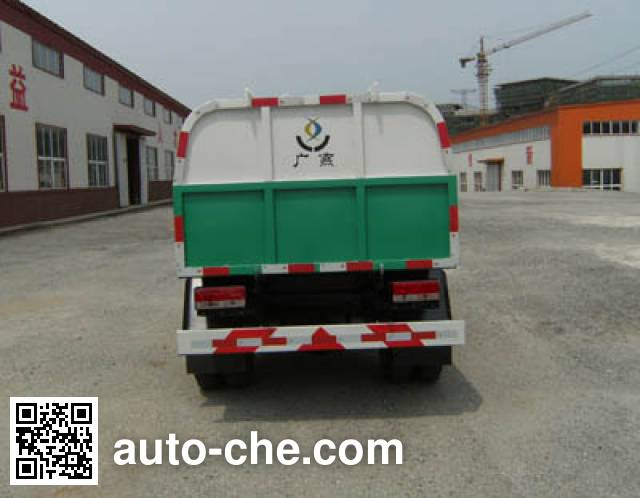Guangyan LGY5072ZLJE5 garbage truck