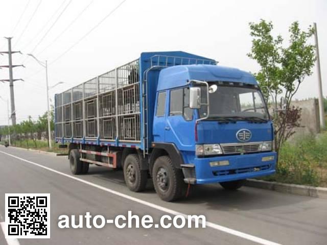 飞轮牌LHC5201CCQ畜禽运输车