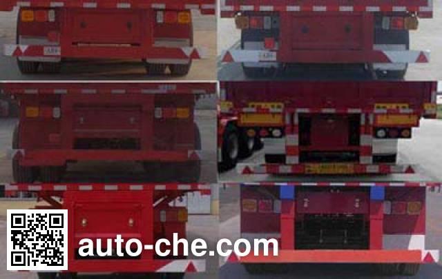 新宏东牌LHD9400LB半挂车
