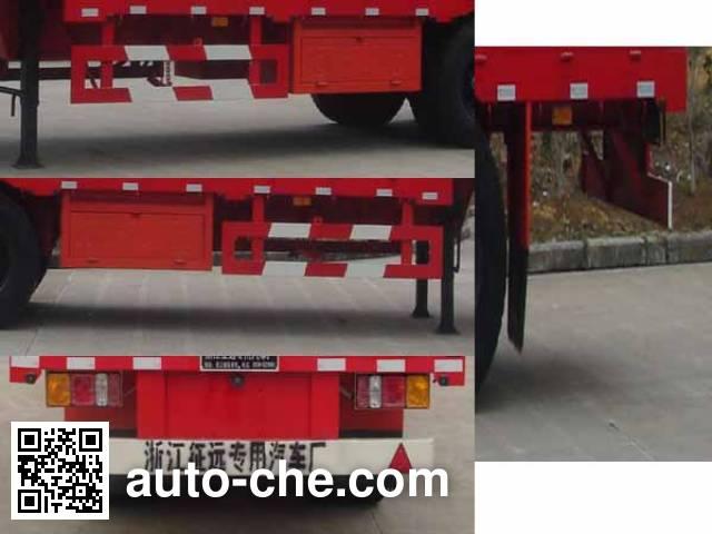 Zhengyuan LHG9401 trailer