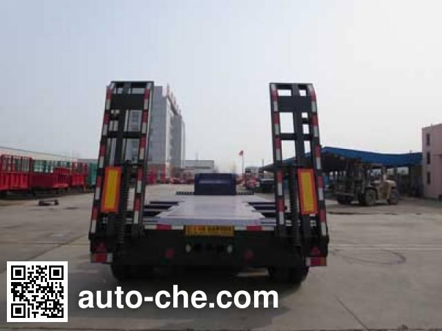 杨嘉牌LHL9356TDP低平板半挂车