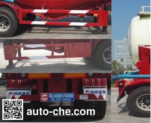 Yangjia LHL9400GXHB ash transport trailer