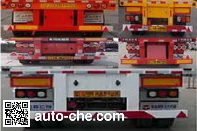Yangjia LHL9401TPB flatbed trailer