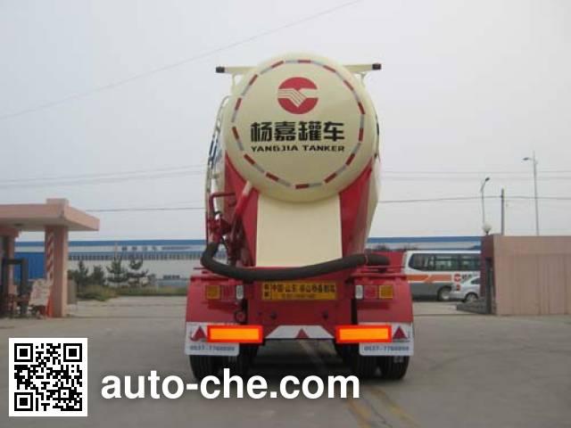 Yangjia LHL9407GXH ash transport trailer