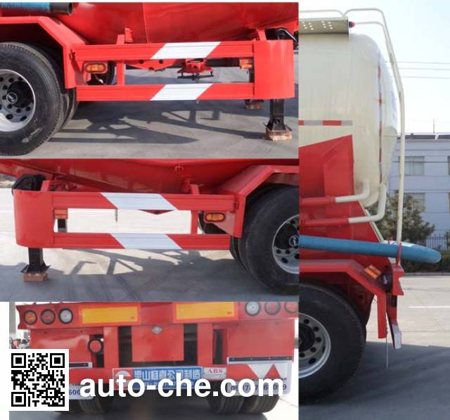 Yangjia LHL9409GXHA ash transport trailer