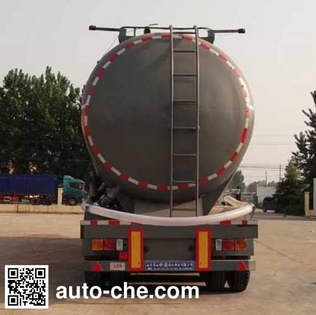 Ruiao LHR9400GFL low-density bulk powder transport trailer