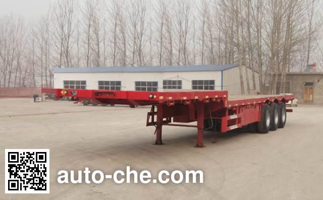 Ruiao LHR9400TPB flatbed trailer