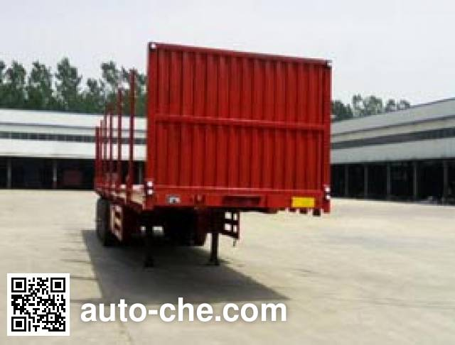 Ruiao LHR9400TYC timber/pipe transport trailer