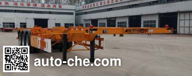 Ruiao LHR9401TJZ container transport trailer