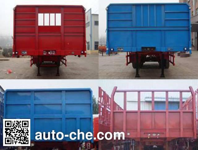 Ruiao LHR9401TPB flatbed trailer