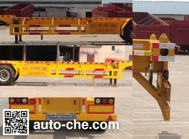 Ruiao LHR9402TJZ container transport trailer