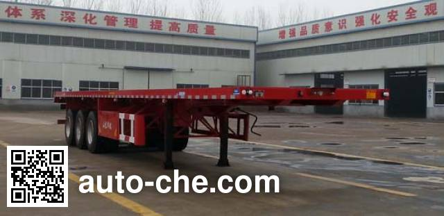 Ruiao LHR9402TPB flatbed trailer