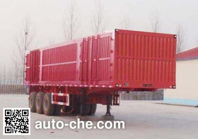 Ruiao LHR9402XXY box body van trailer