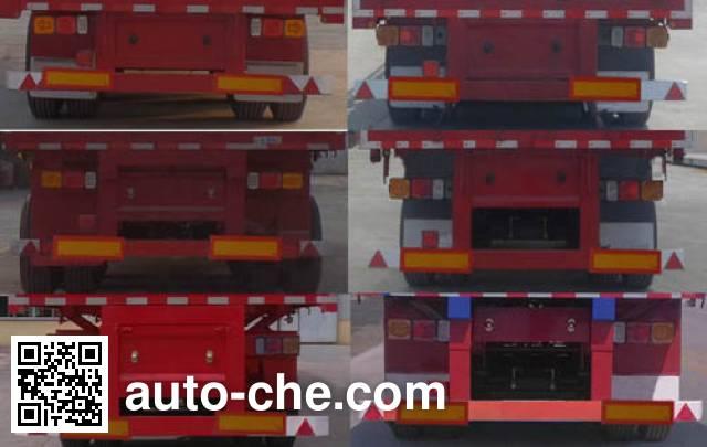 Huasheng Shunxiang LHS9400TPBE flatbed trailer