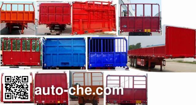 Huasheng Shunxiang LHS9400ZL dump trailer