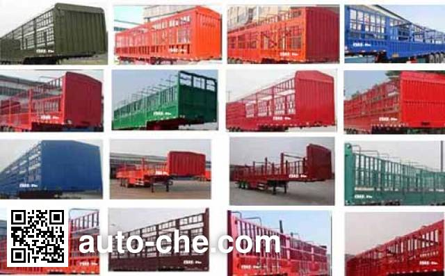 Huasheng Shunxiang LHS9401CCYE stake trailer