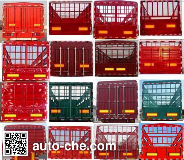 Huasheng Shunxiang LHS9402CCY stake trailer