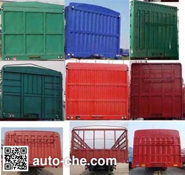 Zhiwo LHW9400CCY stake trailer