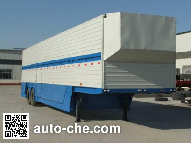 鲁岳牌LHX9220TCL车辆运输半挂车