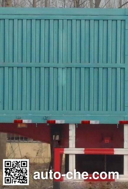 Luyue LHX9404XXY box body van trailer