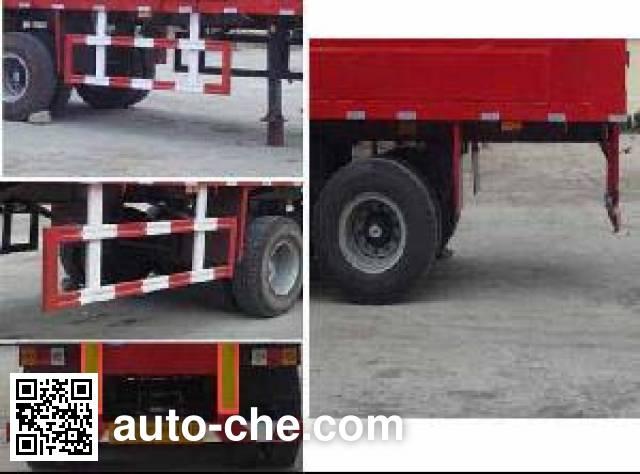 Luyue LHX9406XXY box body van trailer