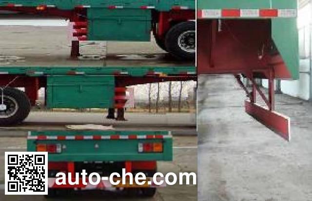 Huayuda LHY9230CLXY stake trailer