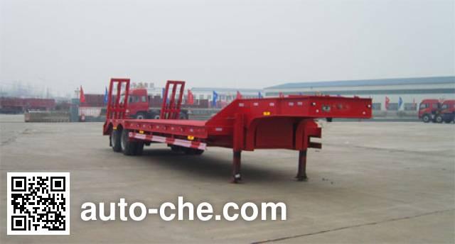 华宇达牌LHY9330TDPA低平板半挂车