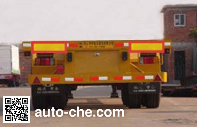 Huayuda LHY9371TJZ container transport trailer