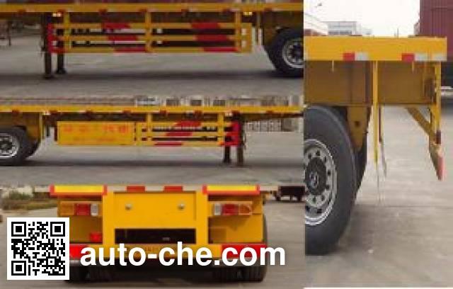 Huayuda LHY9400P flatbed trailer