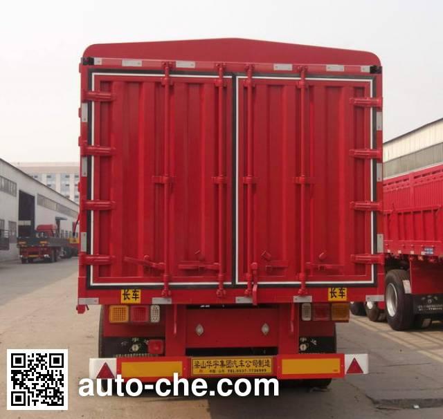 Huayuda LHY9401CCY stake trailer