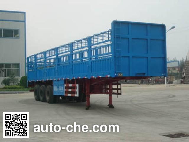 Huayuda LHY9401CLXY stake trailer
