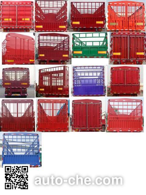 Huayuda LHY9402CCY stake trailer