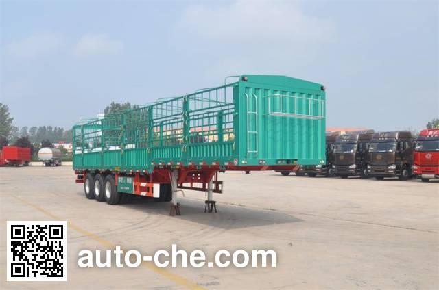Huayuda LHY9403CCY stake trailer