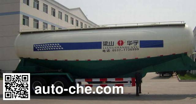 Huayuda LHY9403GXH ash transport trailer