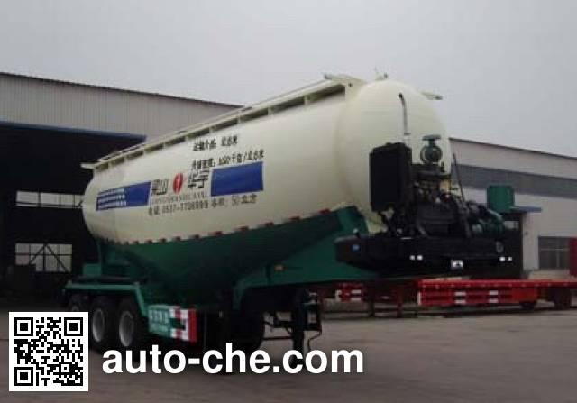 Huayuda LHY9404GFLA low-density bulk powder transport trailer